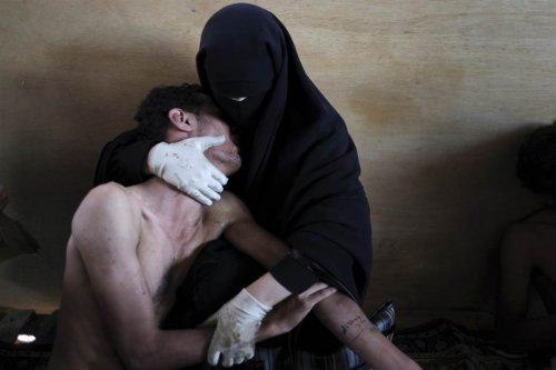 Ấn tượng bức ảnh từ Yemen đoạt giải ảnh báo chí thế giới 2012