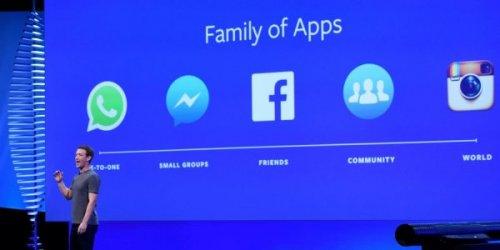 Facebook dừng 200 ứng dụng vì sử dụng dữ liệu người dùng sai mục đích