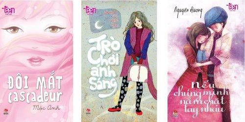 3 tựa sách mới nhân dịp 10 năm tủ sách tuổi mới lớn - ảnh 1